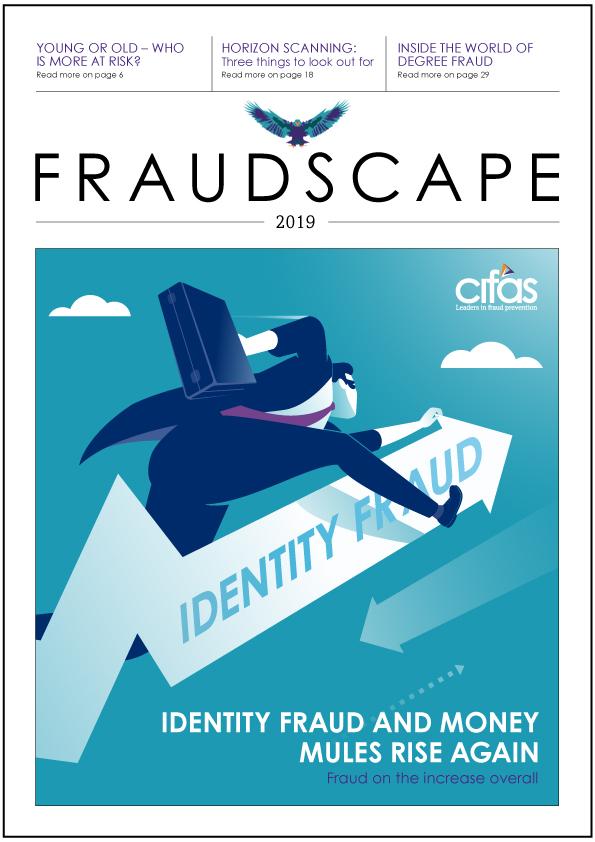 Fraudscape 2019 Cifas