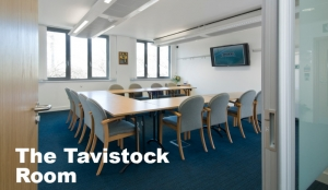 Conference room hire Euston NW1